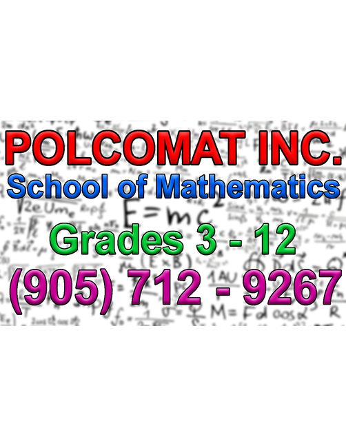 POLCOMAT Inc. Registration